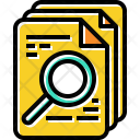 Search Document Find Icon