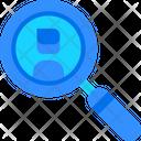 Search Job Job Recruitment Job Vacancy Icon