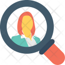Search Find Personnel Icon