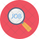 Job Search Find Icon