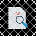 Job Recruitment Hiring Icon