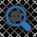 Search Job Online Icon