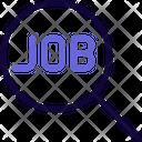 Search Job Find Job Job Icon
