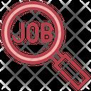 Search Job Job Search Find Job Icon