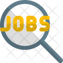 Search Jobs Search Job Find Job Icon