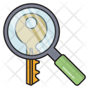 Search Key Privacy Icon