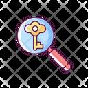 Search Key Icon