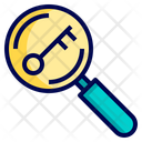 Ikeyword Search Keyword Search Key Icon