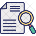 Magnifier Search Engine Search File Icon