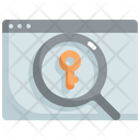 Search Keyword Keyword Seo Icon