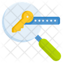 Keyword Seo Key Icon