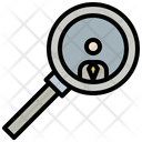 Search Law Justice Icon
