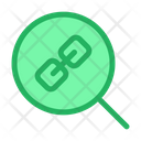 Search Find Link Icon