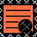 Search List Icon