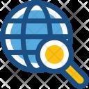 Search Location Internet Icon