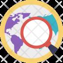 Search Location Exploration Icon