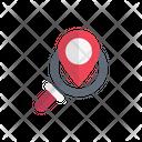 Search Location Find Icon
