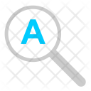 Search Location Magnifier Icon