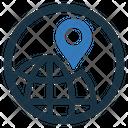 Search Location Location Search Location Icon