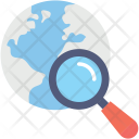 Search Location Tracking Icon