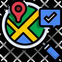 Search Location Search Map Search Icon