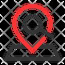 Search Location Search Pin Icon