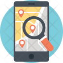 Search Location App Icon