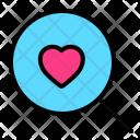 Search Find Love Icon