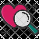M Search Search Love Find Love Icon