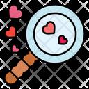 Search Love Find Love Search Icon