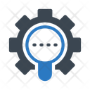 Management Setting Gear Icon