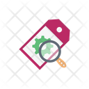 Search Find Tag Icon