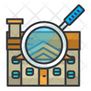Search mansion Icon
