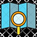 Search Map Search Navigation Icon