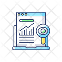 Search Marketing Search Technology Icon