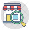 Search Marketplace Icon