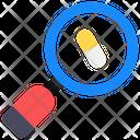 Search Medicine Search Pill Find Medicine Icon