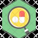 Search Medicine Medical Icon