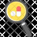 Serach Medicine Medical Icon