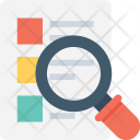 Search Memo Icon