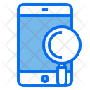 Smartphone Screen Data Icon