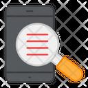 Search Mobile Icon