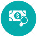 Search money Icon
