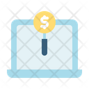 Search Money Search Coin Icon