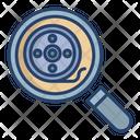 Search Movie Search Flim Search Icon