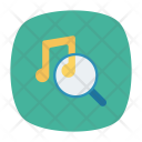 Search Music Icon