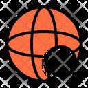 Search Network Icon