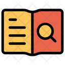 Search Notebook Icon