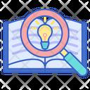 Search Of Knowledge E Book Library Icon