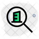 Search Office Search Business Search Job Icon